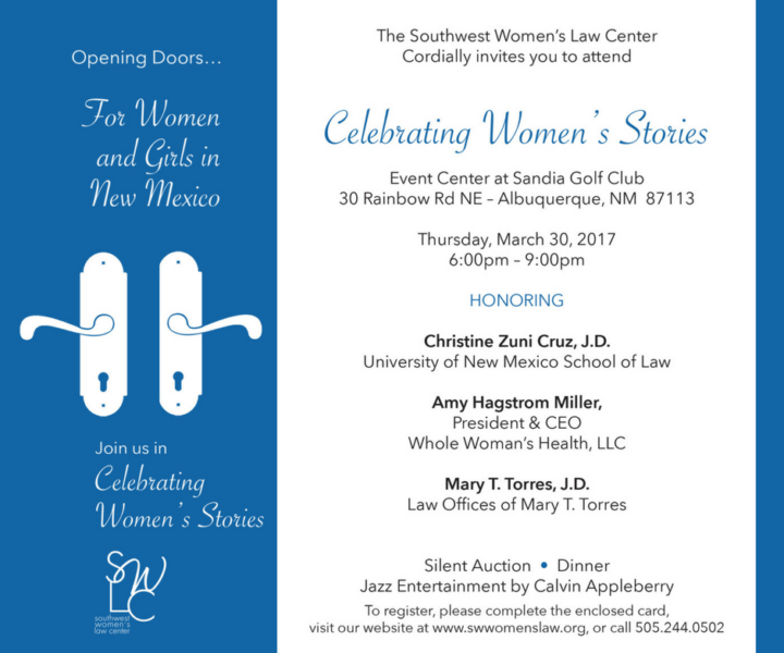 Celebrating Women's Stories