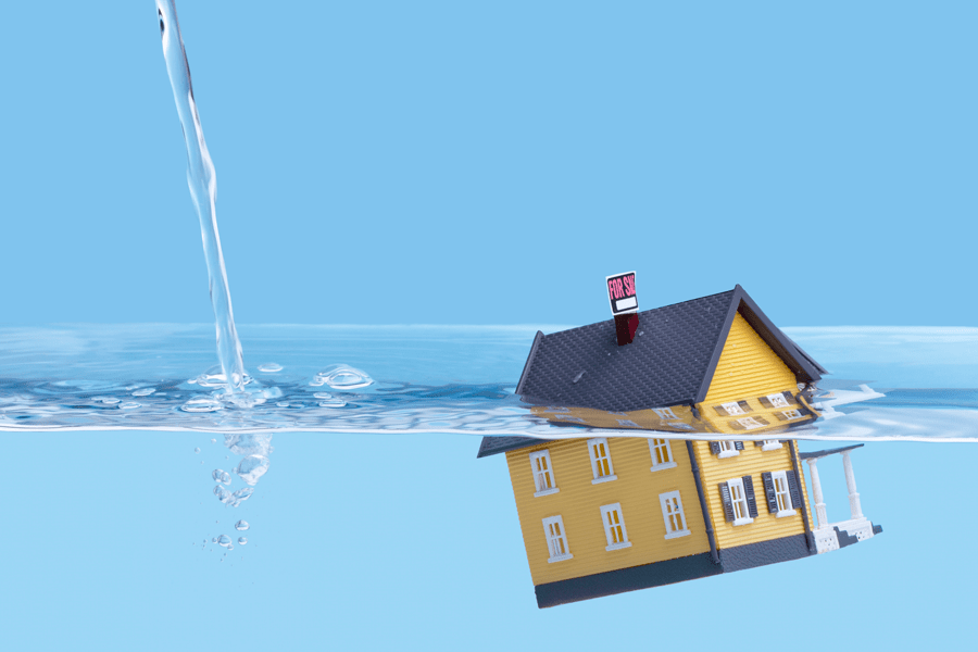 Getty Images | Underwater Home Loan